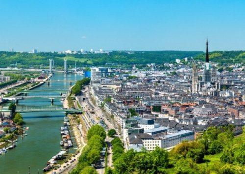 Location courte durée à Rouen